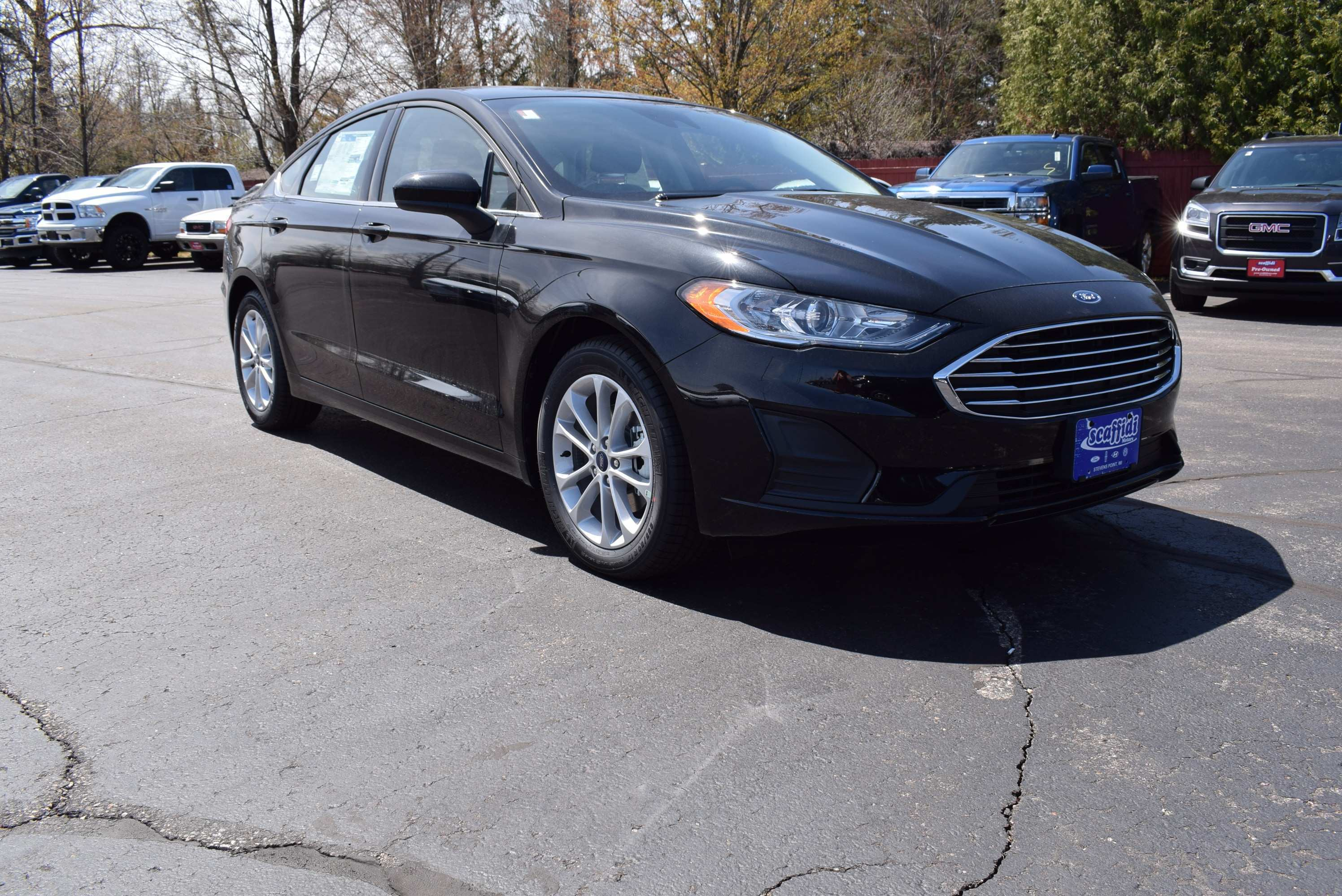 98 The 2019 Ford Fusion Specs And Review