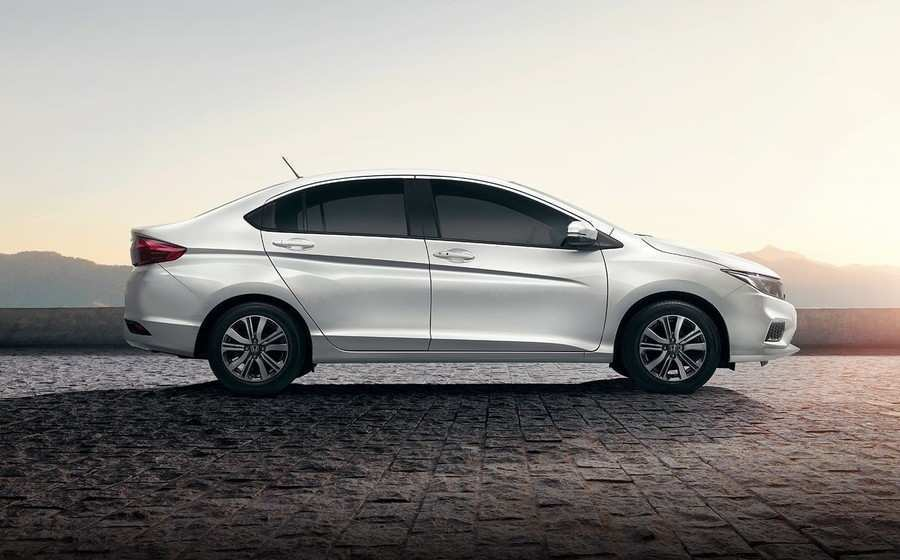 98 The 2019 Honda City Photos