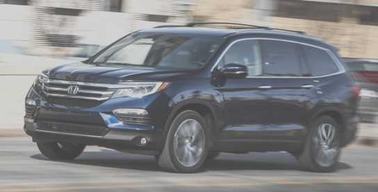 98 The 2019 Honda Pilot Spy Photos Pricing