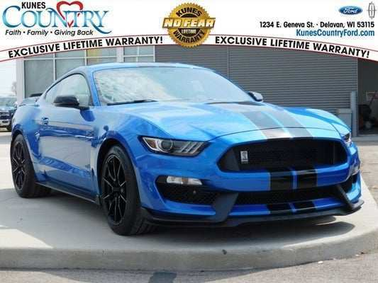 98 The 2019 Mustang Shelby Gt350 First Drive