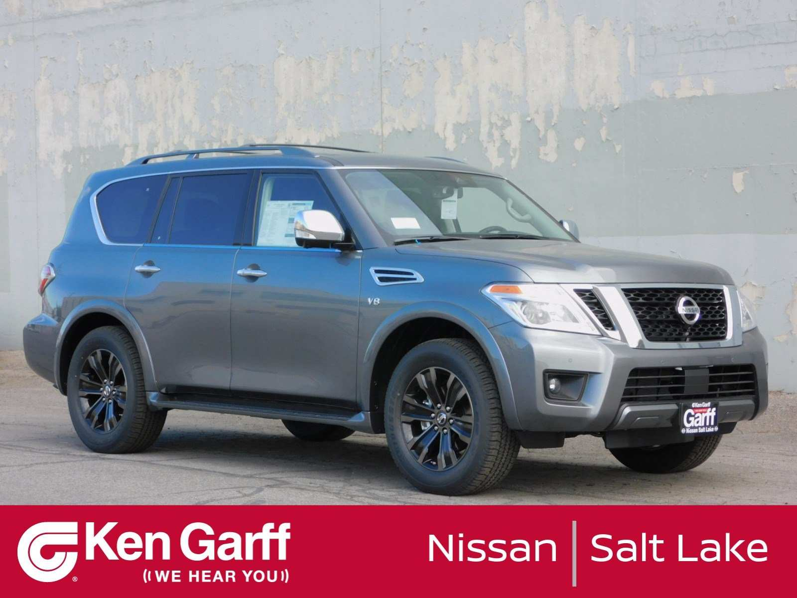 98 The 2019 Nissan Armada Spesification