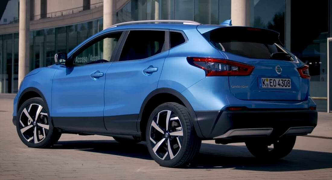 98 The 2019 Nissan Qashqai Review
