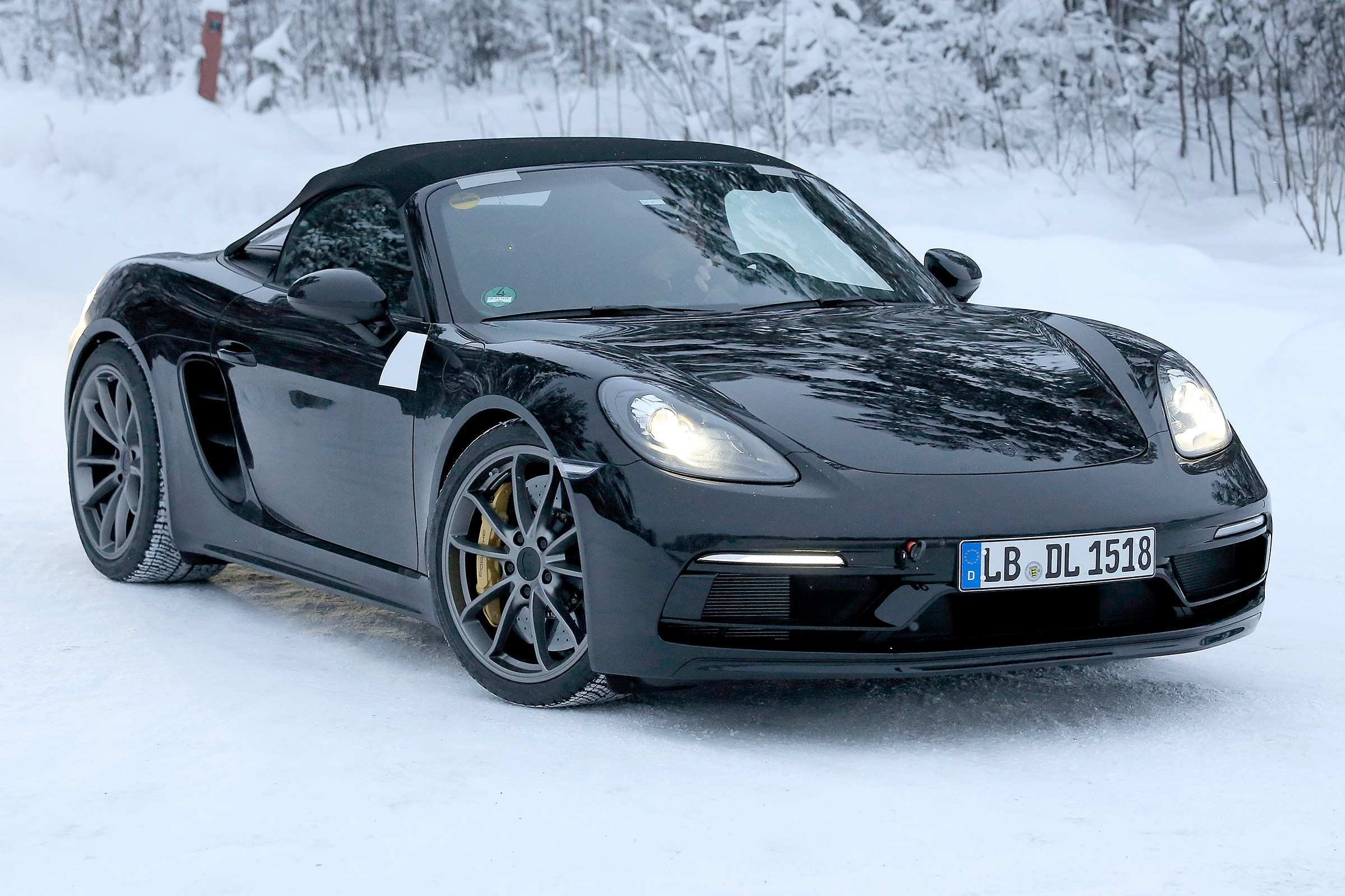 98 The 2019 Porsche Boxster Spyder Price Design And Review