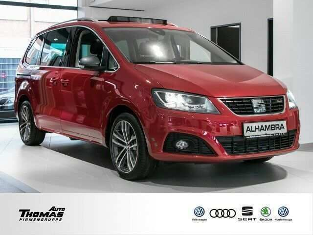 98 The 2019 Seat Alhambra Redesign