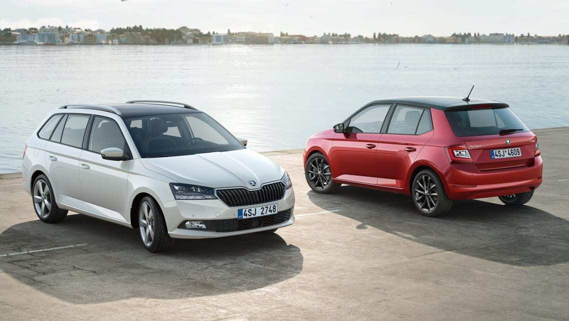 98 The 2019 Skoda Fabia New Model And Performance