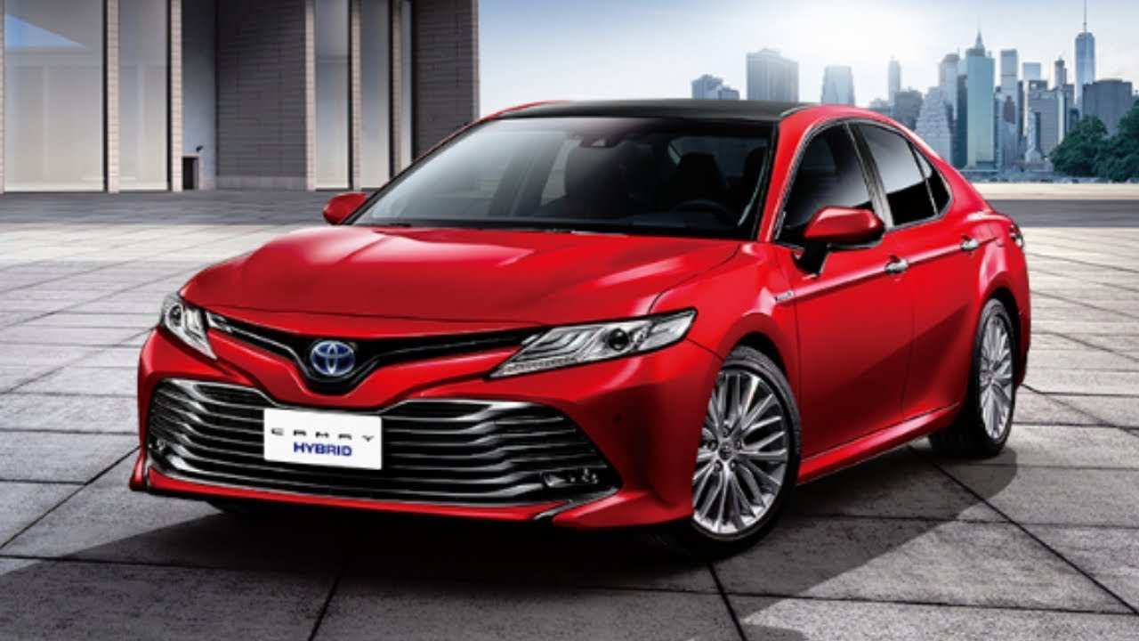 98 The 2020 All Toyota Camry Concept And Review