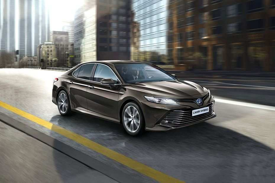 98 The 2020 All Toyota Camry Performance