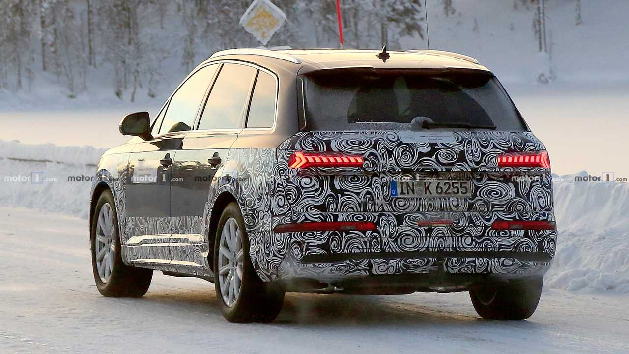 98 The 2020 Audi Q7 New Model And Performance