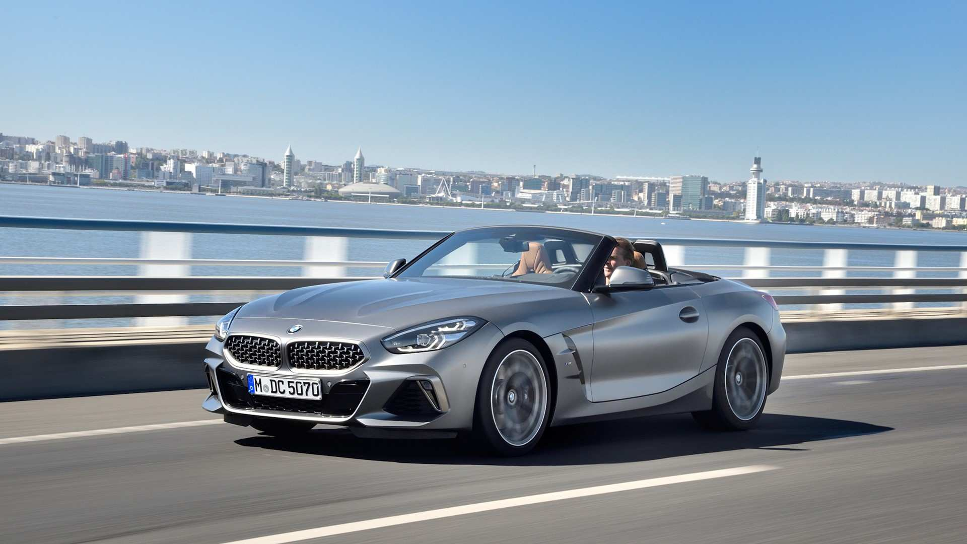 98 The 2020 BMW Z4 Roadster Exterior And Interior
