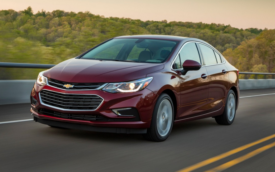 98 The 2020 Chevrolet Cruze History