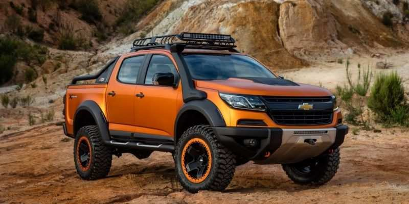 98 The 2020 Chevy Colorado Performance And New Engine