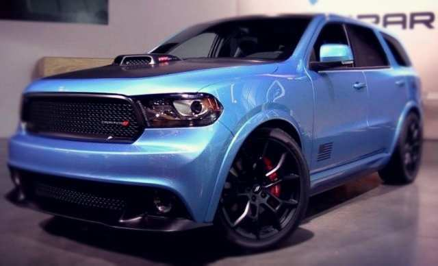 98 The 2020 Dodge Durango Interior Rumors