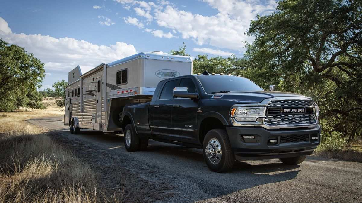 98 The 2020 Dodge Ram 3500 History