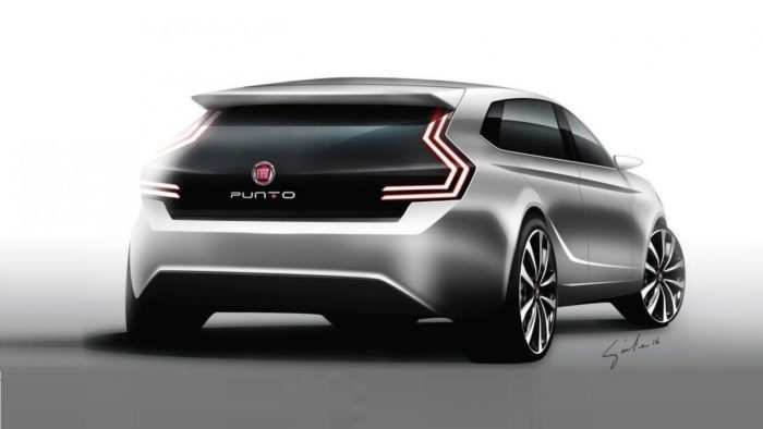 98 The 2020 Fiat Punto New Concept