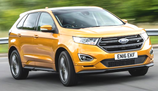 98 The 2020 Ford Edge Sport Exterior And Interior