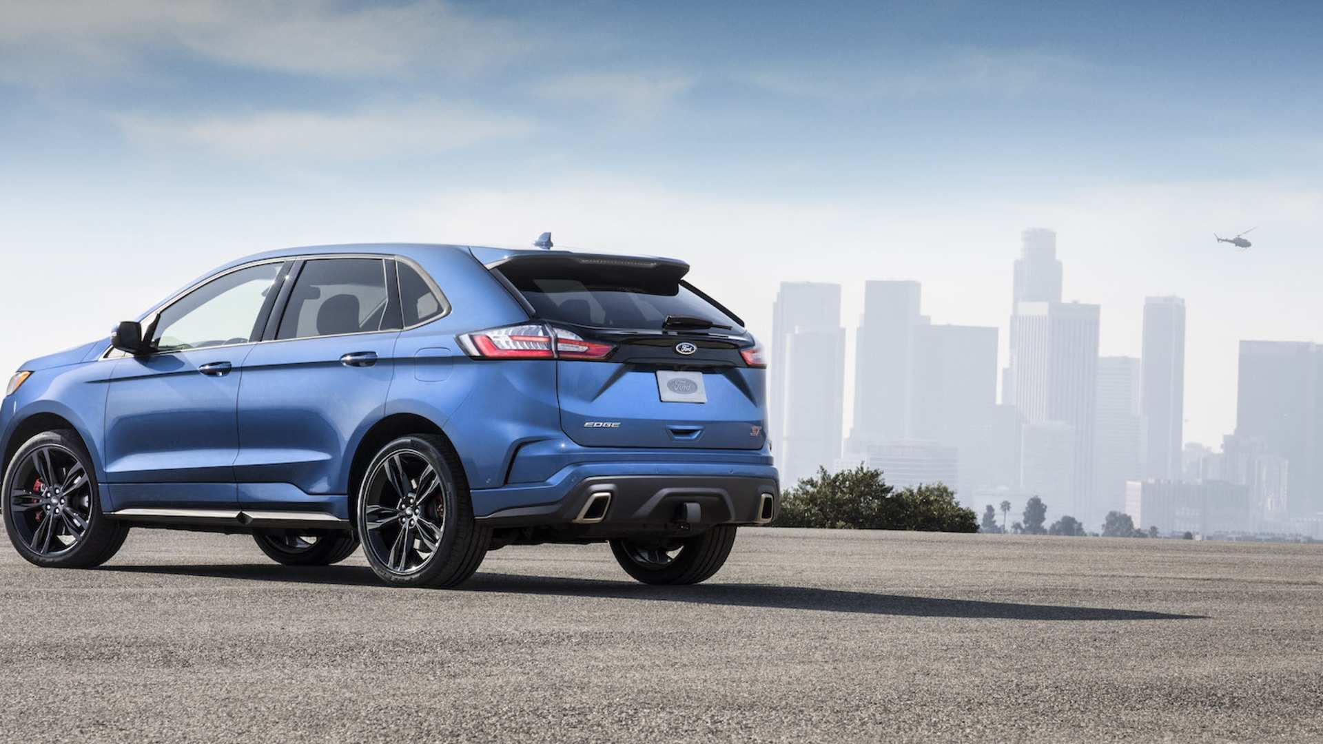 98 The 2020 Ford Edge Sport Pictures