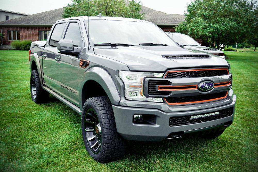 98 The 2020 Ford Lobo Engine