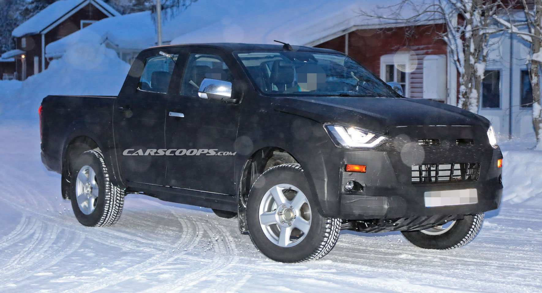 98 The 2020 Isuzu Dmax New Concept