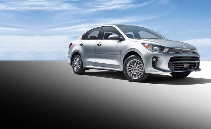 98 The 2020 Kia Rio Redesign