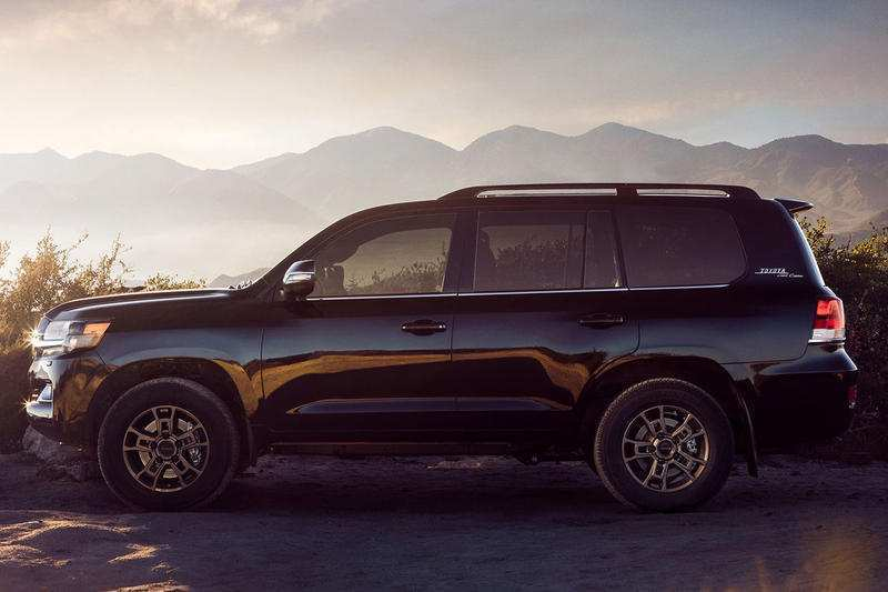 98 The 2020 Land Cruiser Pictures
