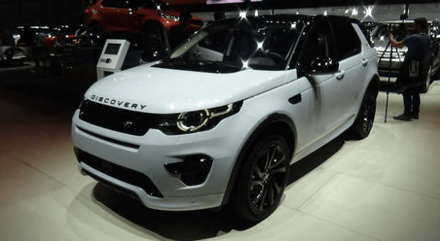 98 The 2020 Land Rover LR4 Engine