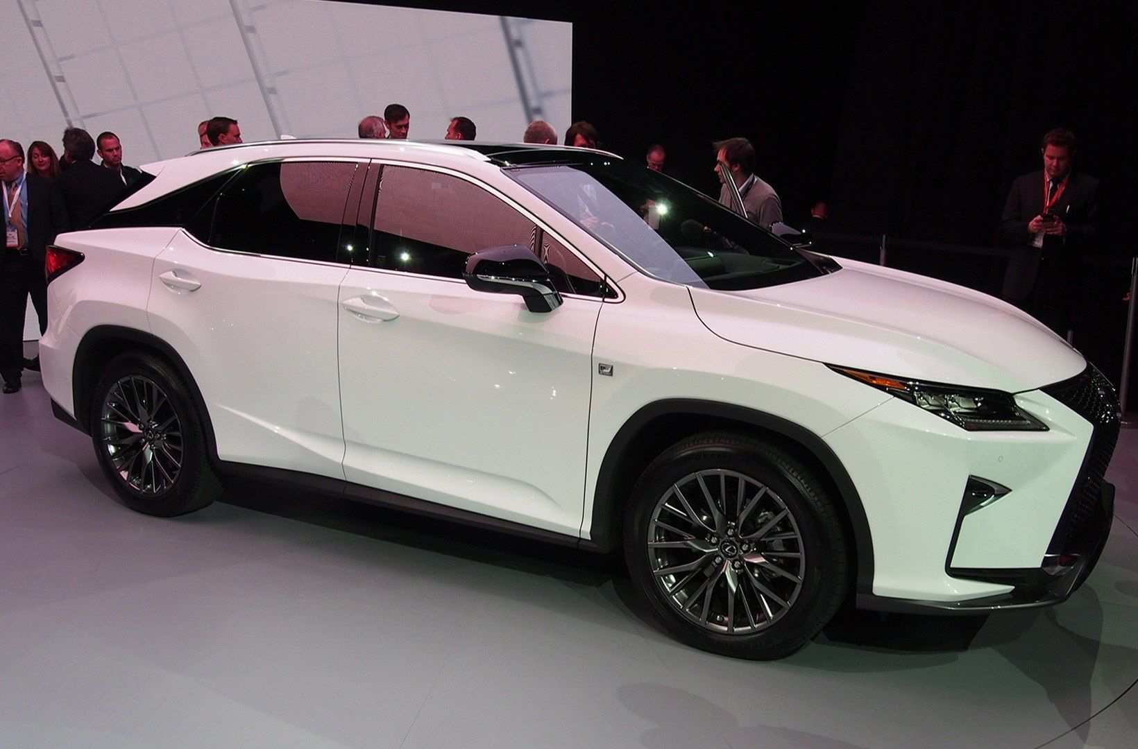 98 The 2020 Lexus RX 350 Redesign And Review