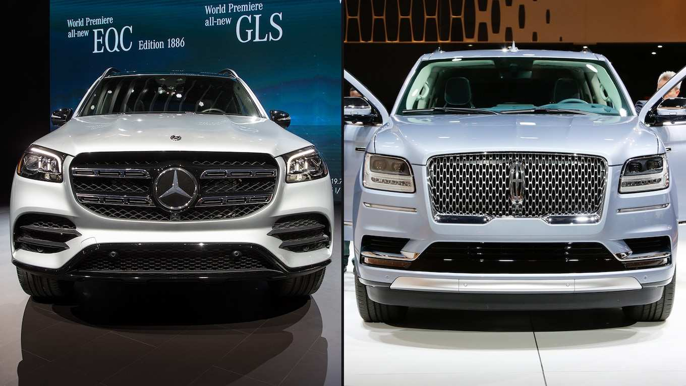 98 The 2020 Lincoln Navigator Release Date And Concept