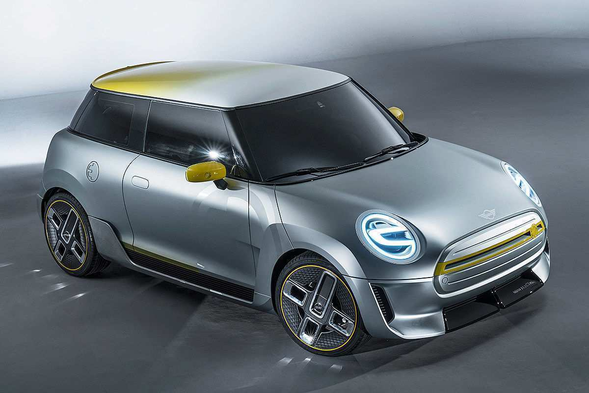 98 The 2020 Mini Cooper Convertible S Pictures
