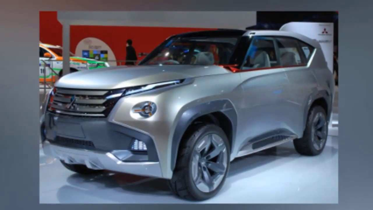 98 The 2020 Mitsubishi Montero New Model And Performance