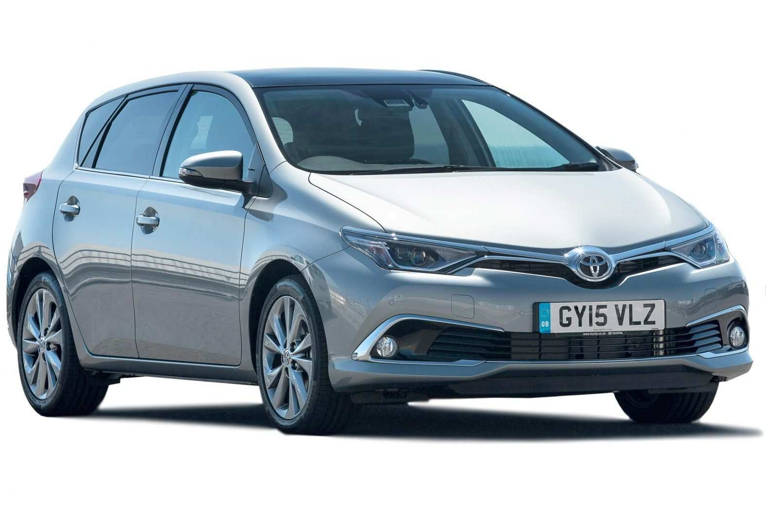 98 The 2020 Toyota Auris Research New