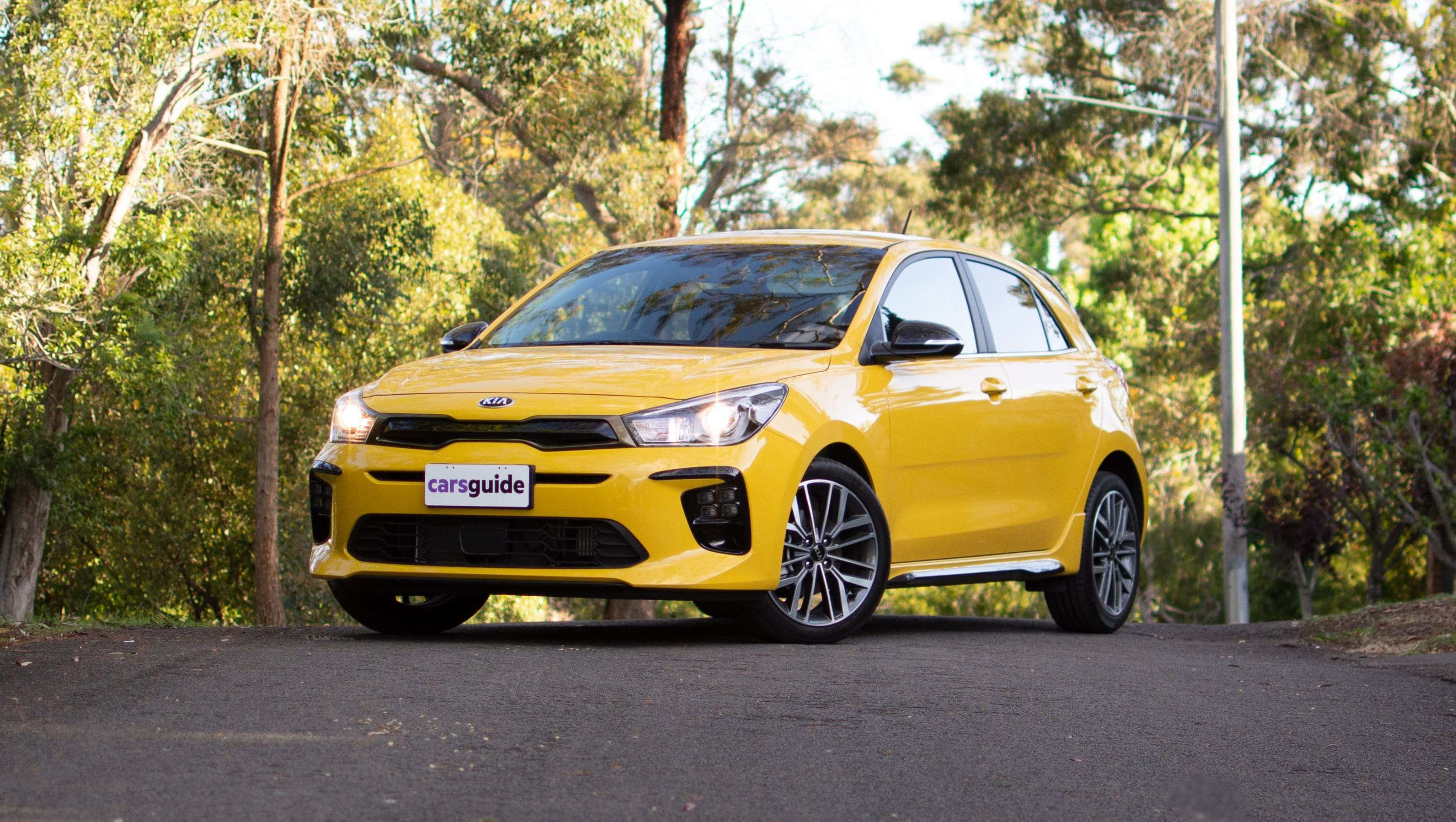 98 The Best 2019 All Kia Rio Release Date And Concept