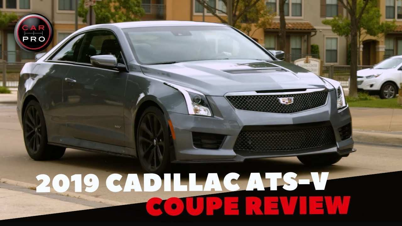 98 The Best 2019 Cadillac ATS V Coupe Configurations