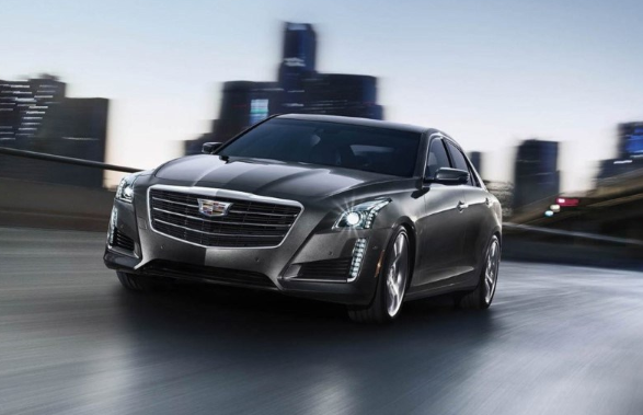 98 The Best 2019 Cadillac LTS Images