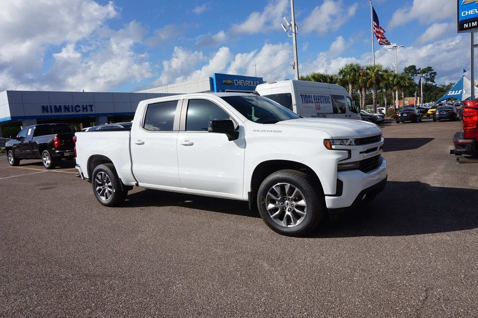 98 The Best 2019 Chevrolet Silverado First Drive