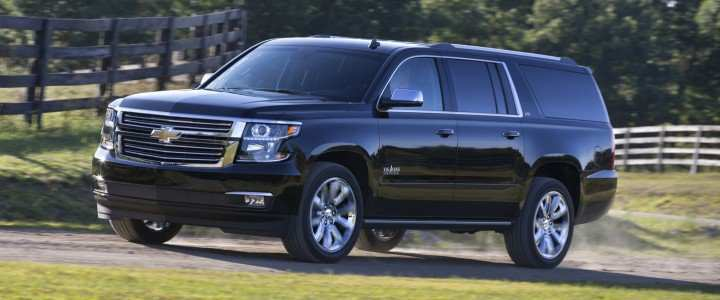 98 The Best 2019 Chevy Suburban Z71 Redesign And Concept