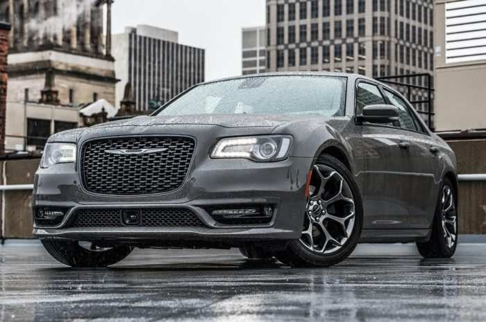 98 The Best 2019 Chrysler 100 Sedan Redesign And Concept
