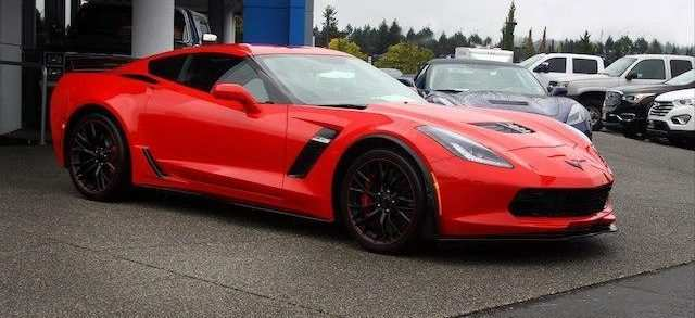 98 The Best 2019 Corvette Z07 Prices