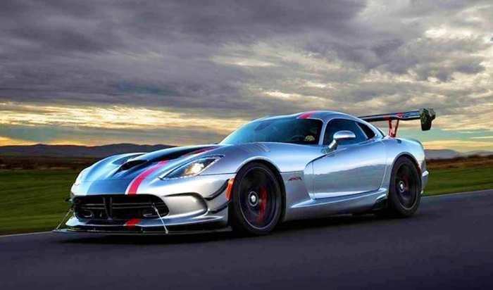 98 The Best 2019 Dodge Viper ACR Price And Review
