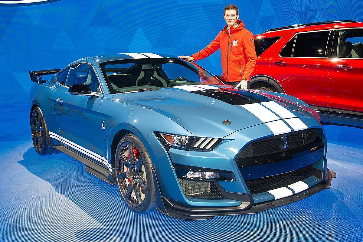 98 The Best 2019 Ford Mustang Shelby Gt500 First Drive