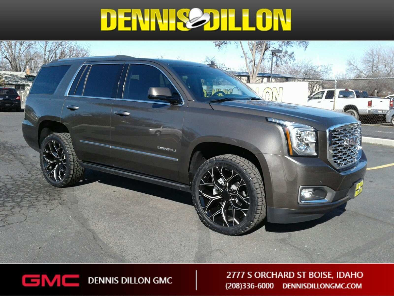 98 The Best 2019 GMC Yukon Denali Redesign