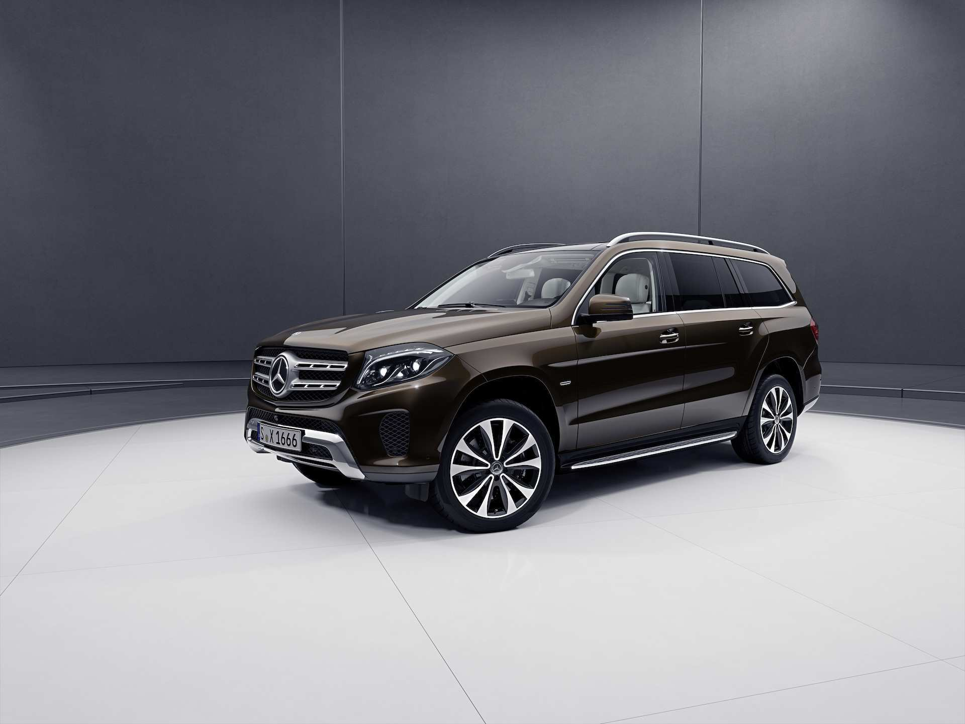 98 The Best 2019 Mercedes Gl Class Exterior And Interior