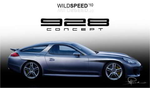 98 The Best 2019 Porsche 928Concept Redesign And Review