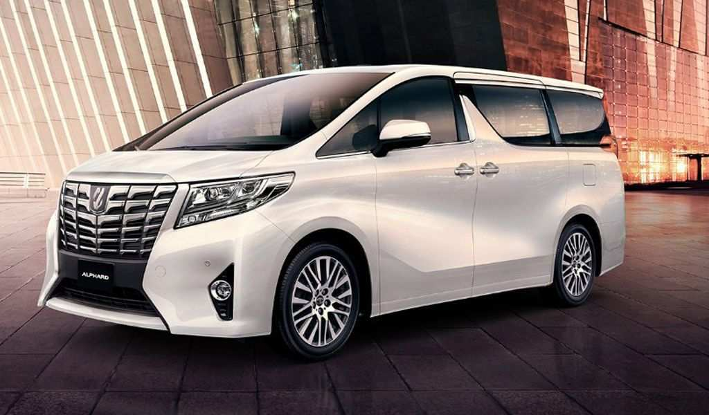 98 The Best 2019 Toyota Alphard Exterior And Interior
