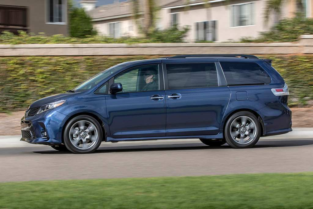 98 The Best 2019 Toyota Sienna Spesification