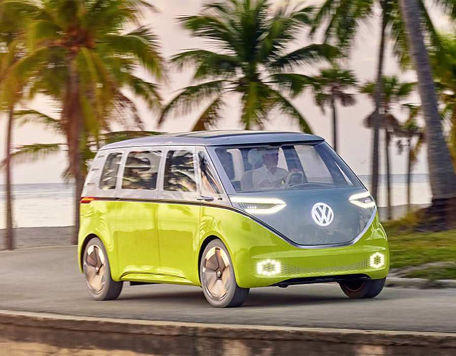 98 The Best 2019 Volkswagen Bus Interior