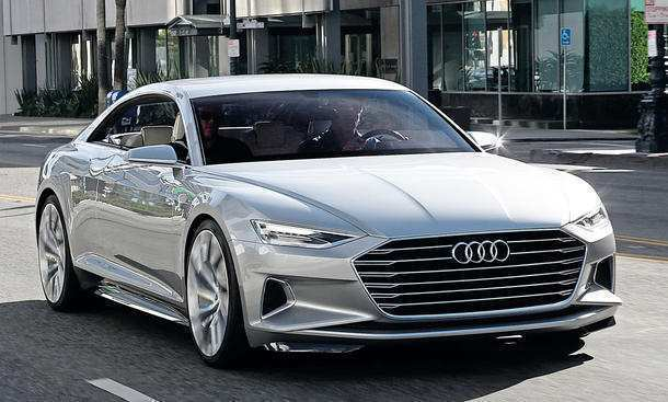 98 The Best 2020 Audi A9 Release Date And Concept
