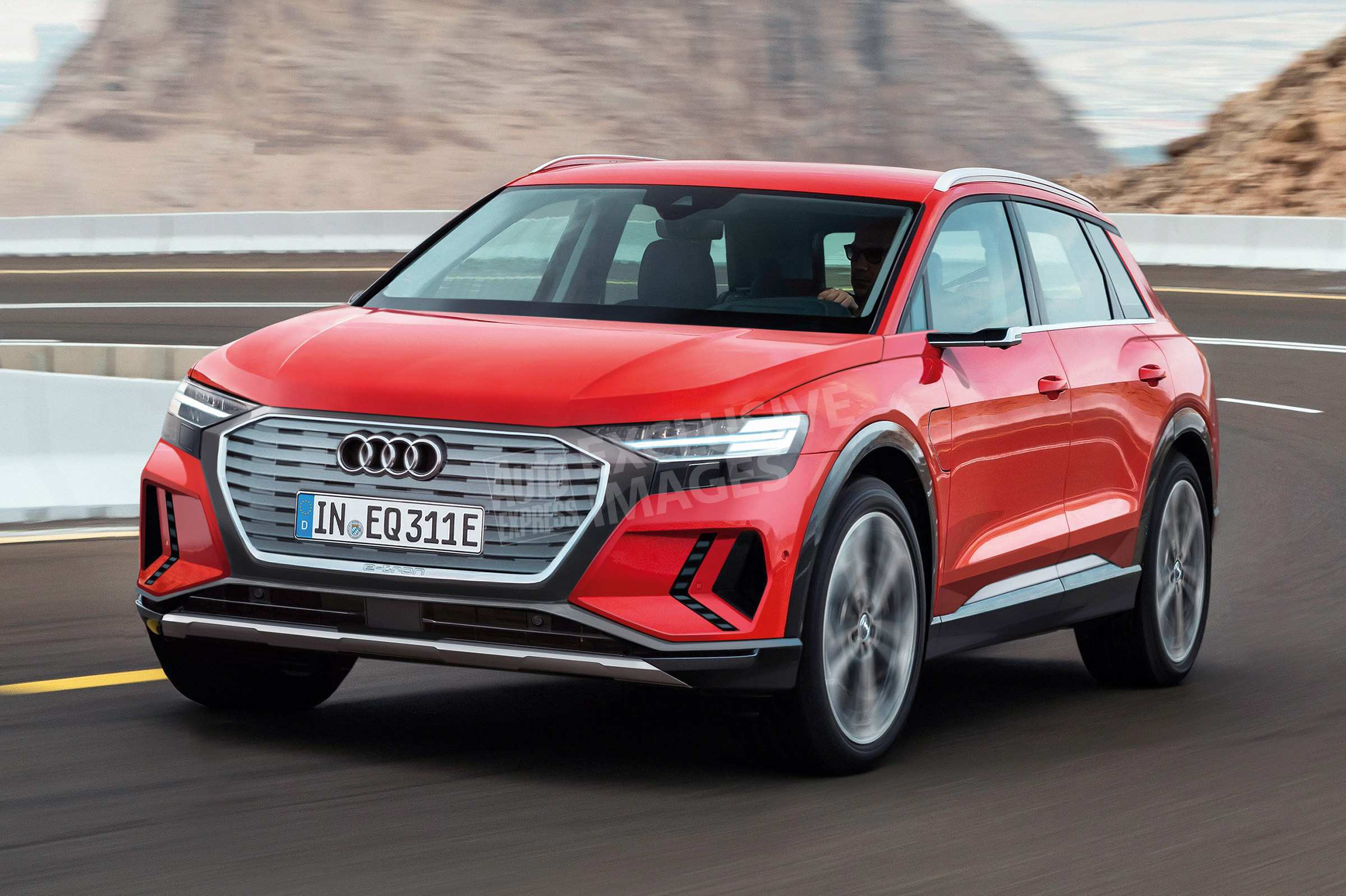 98 The Best 2020 Audi E Tron Suv Research New