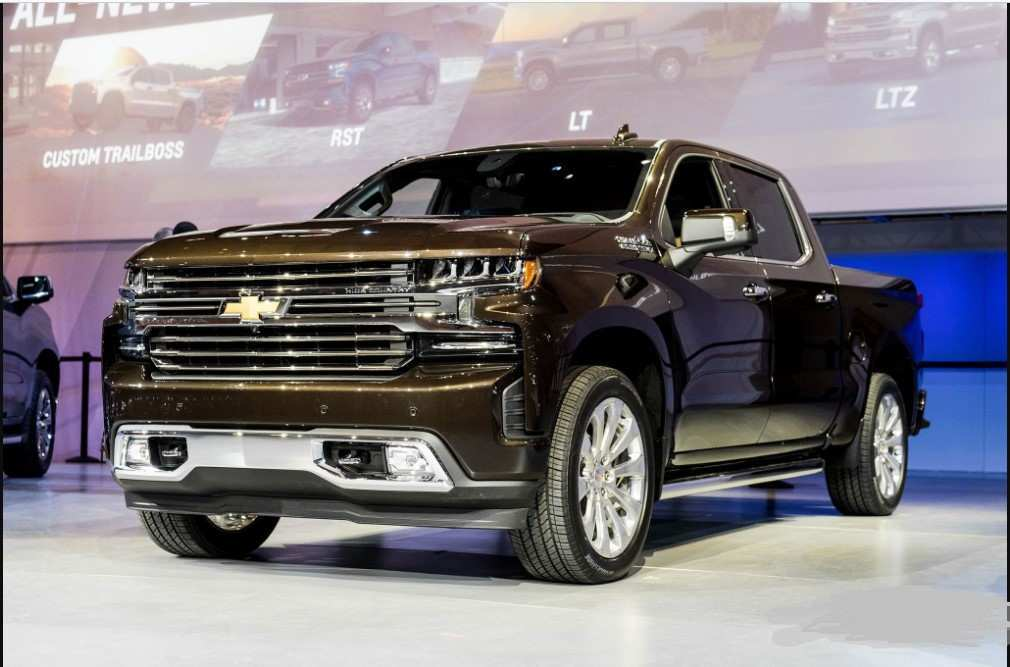 98 The Best 2020 Chevy Suburban New Model And Performance