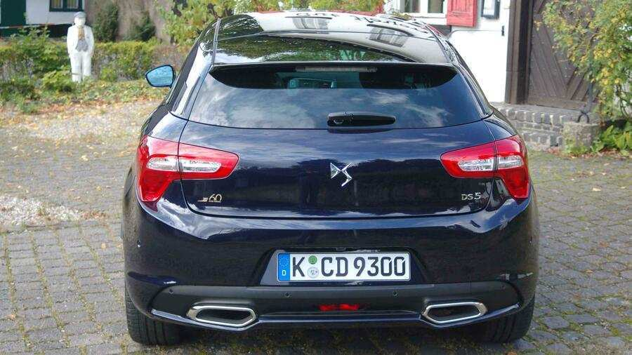 98 The Best 2020 Citroen DS5 New Review