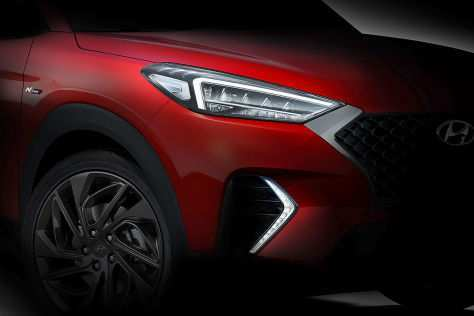 98 The Best 2020 Hyundai Tucson N Line New Concept